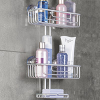 Suction Shower Caddy - Metro
