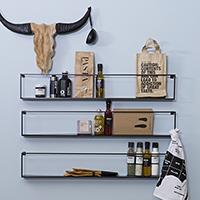 Set of 3 Meert Gallery Bookshelves
