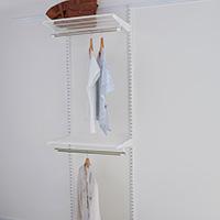 Elfa Hanging Starter Kit 7