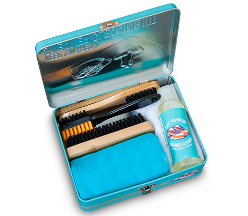 Trainer / sneaker cleaning kit