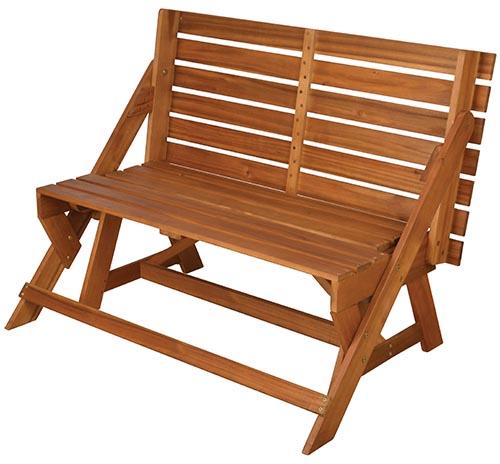 Convertible Picnic Table & Bench