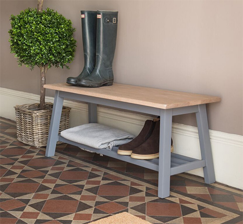 Conwy Shoe Storage Bench