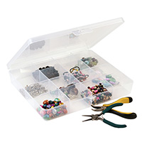 16 Compartment Plastic Divider Box