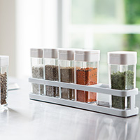Tower Spice Rack Set