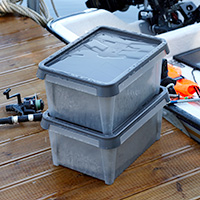 Waterproof Storage Box - 33Ltr