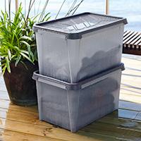 XL Waterproof Storage Box - 50 Ltr