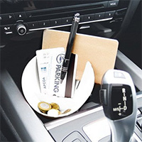 In-Car Clutter Organiser