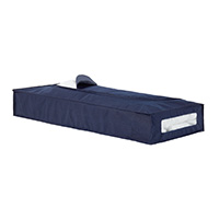 Underbed Storage Chest - Blue