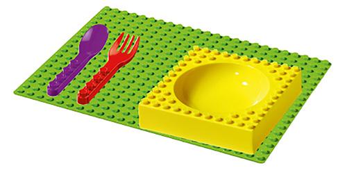 Kids 4 piece dinner set