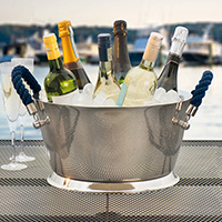 6 Bottle Wine / Champagne Cooler