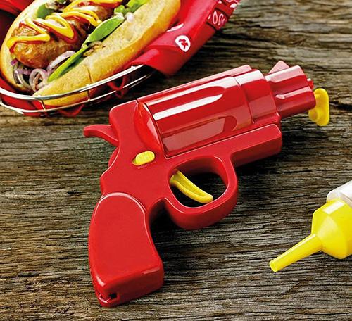 Tomato Sauce Dispensing Gun