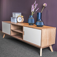 TV Storage Cabinet - Snap