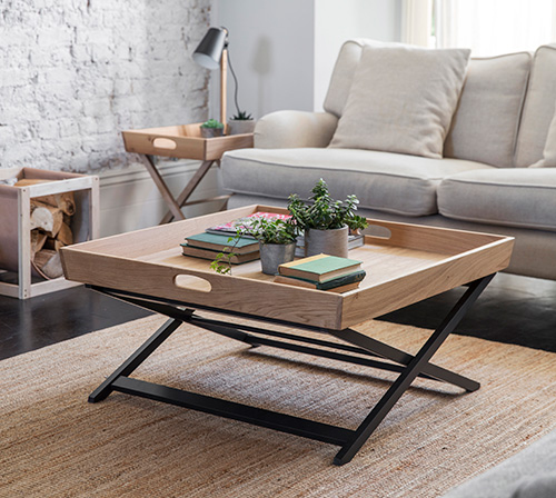 Oak Butlers Coffee Table