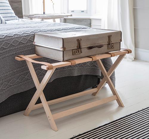 Large Suitcase / Luggage Rack - Kelston