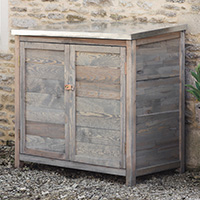 Tall Outdoor Storage Box - Aldsworth