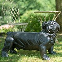 Bull Dog Bench