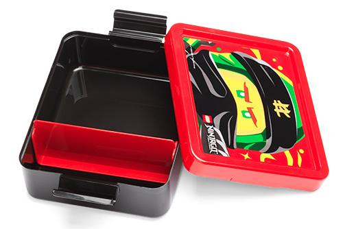 Lego Lunch Box in Iconic Ninjago Design