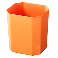 Nuts & Bolts Storage Bin - Orange