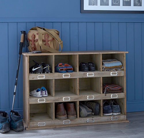 Farnworth Shoe Locker - 12 Cubbies