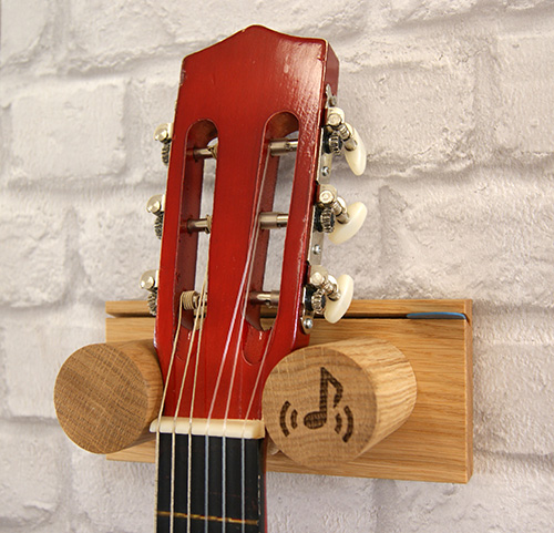 Guitar & Plectrum Display Stand