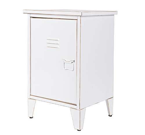 Retro Locker Bedside Cabinet