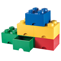 Giant LEGO Storage Drawers - Classic Drawer Bundle