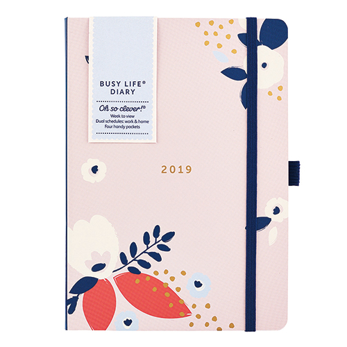 Busy Life Diary 2019