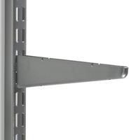 30cm Elfa Bracket - Platinum