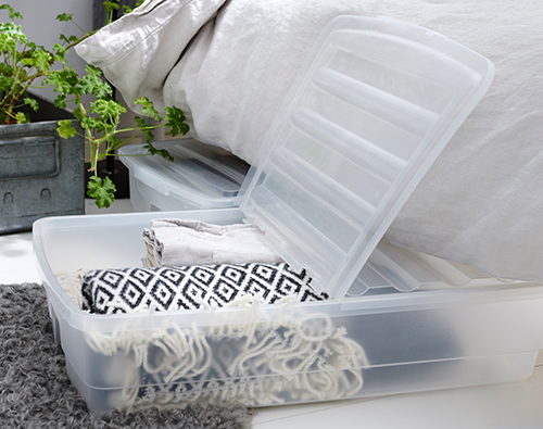 Bedroller Underbed Storage Box - 46Ltr