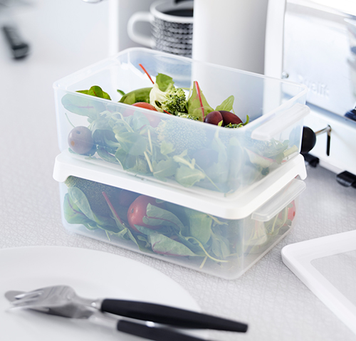 Airtight Food Storage Container - 1 Litre