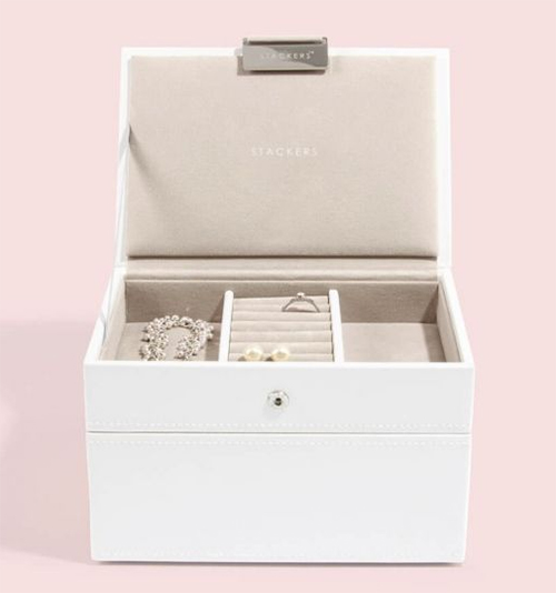 Stackers mini jewellery storage box