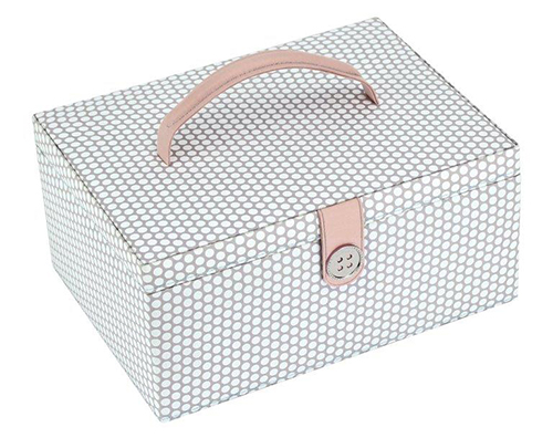 Sewing Box - Polka