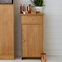Bathroom Storage Cupboard - Portland