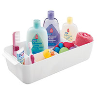 11 Compartment Storage Caddy - Clarity