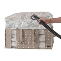 XXL Spotty Vacuum Storage Bag - 210L