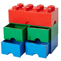 Giant LEGO Storage Blocks - Drawers & Brick Bundle