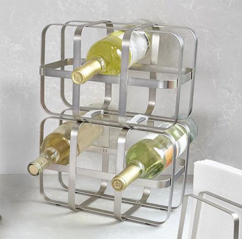 Stackable Pulse Wine Rack
