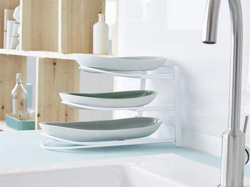 Casserole / Serving Dish Storage Rack