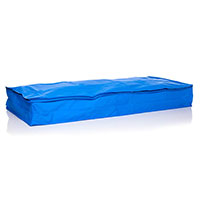 Underbed Storage Chest - Bright Blue