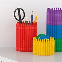 Crayola Tall Pencil Storage Cup