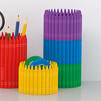 Crayola Small Crayon Storage Cup