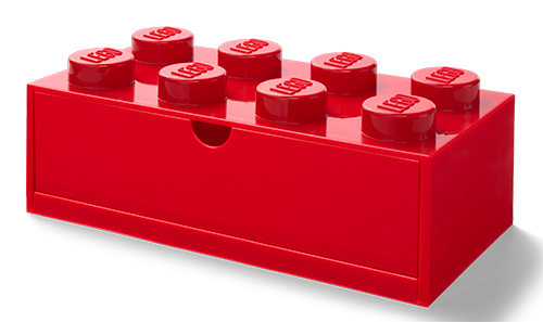Giant LEGO Brick Storage Drawers - Desktop Large