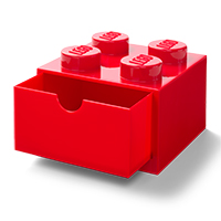 Giant LEGO Brick Storage Drawers - Desktop Medium