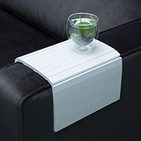 Flexible Armrest Storage Tray