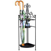 Foldable Corner Umbrella Stand