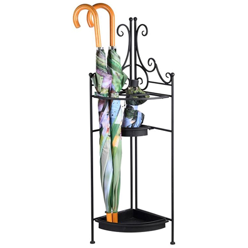 Foldable Corner Umbrella Stand