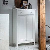 Wooden Storage Cabinet - Eva
