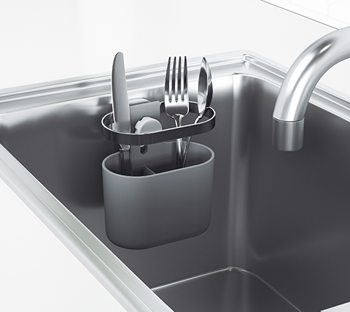 Sure Lock Utensil Caddy - Holster