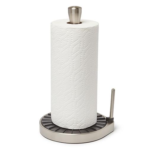 Spin Click & Tear Kitchen Roll Holder