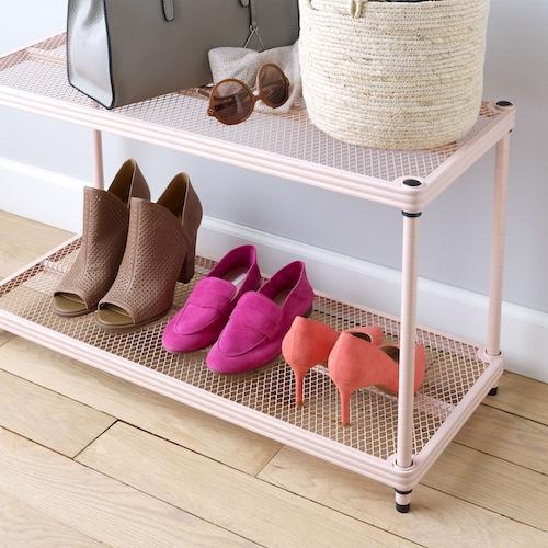 Meshworks Stacking Shoe Shelves